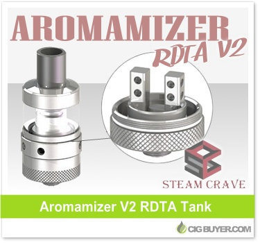 Steam Crave Aromamizer V2 RDTA