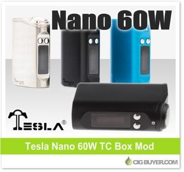 Tesla Nano 60W Box Mod