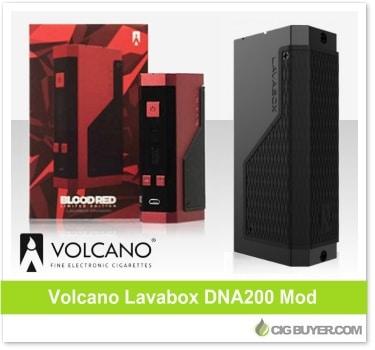 Volcano Lavabox DNA 200 Mod