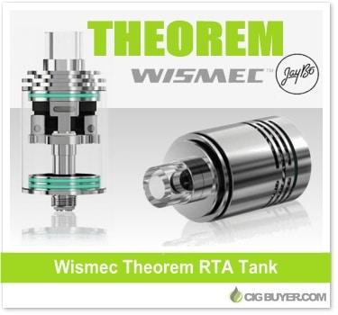 Wismec Theorem RTA Tank