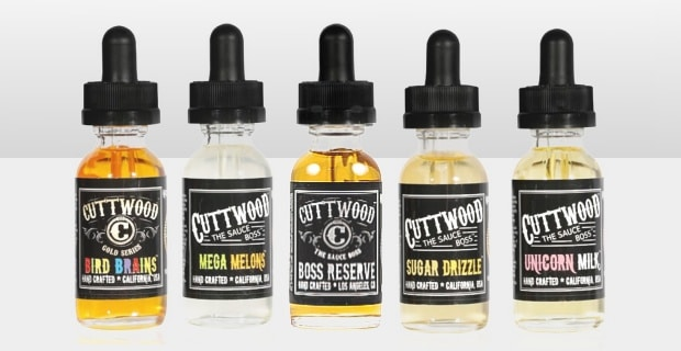 Cuttwood E-Liquid Flavors