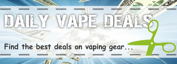 Daily Vape Deals