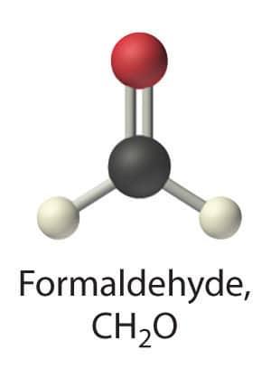 Formaldehyde Molecule