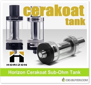 Horizon Cerakoat Sub-Ohm Tank