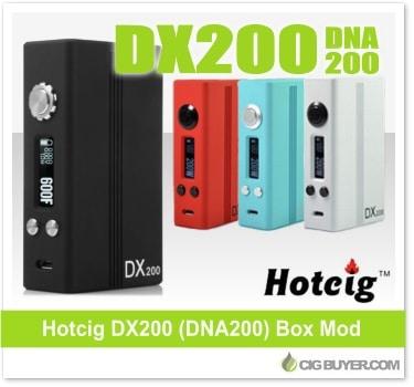 Hotcig DX200 DNA 200 Mod