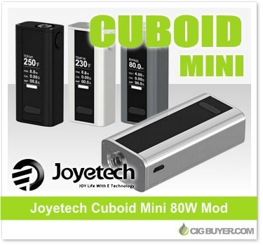 Joyetech Cuboid Mini 80W Box Mod