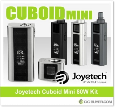 Joyetech Cuboid Mini 80W Kit