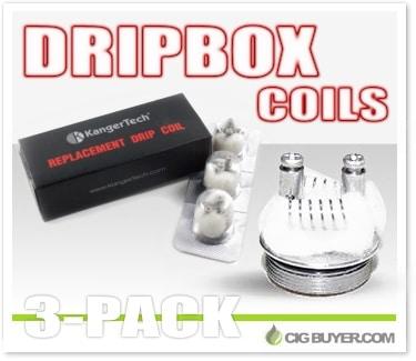 Kanger Dripbox Replacement Coils