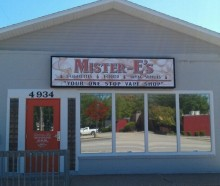 Mister-E's Vape Shop
