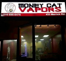 Money Cat Vapors