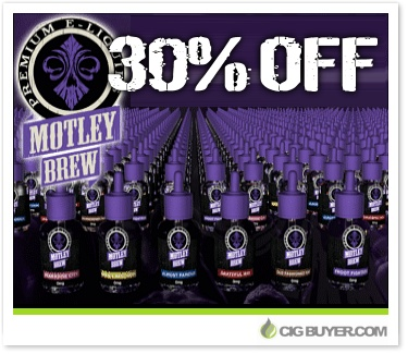 Motley Brew E-Juice Sale
