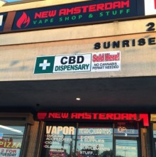 New Amsterdam Vape Shop