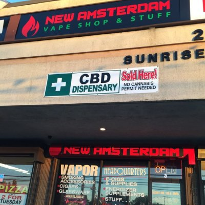 New Amsterdam Vape Shop Company Profile | Cig Buyer com
