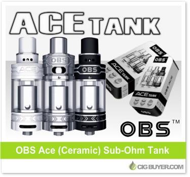 OBS Ace Ceramic Tank