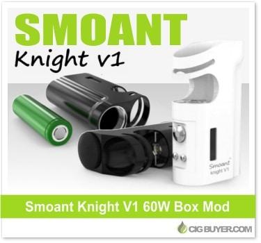Smoant Knight V1 Box Mod