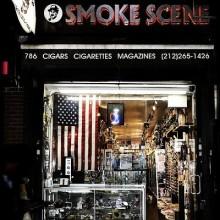 Smoke Scene