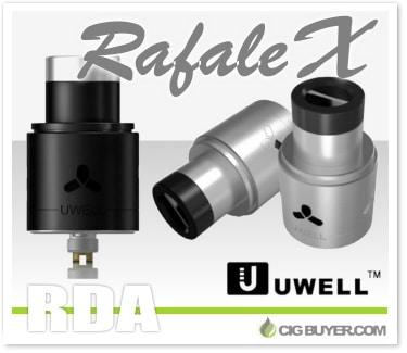 Uwell Rafale X RDA