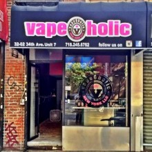 Vapeoholic New York