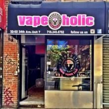 Vapeoholic New York