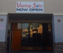 Vaping Solo