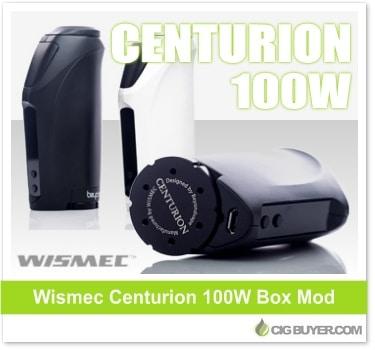 Wismec Centurion Mod by Beyond Vape
