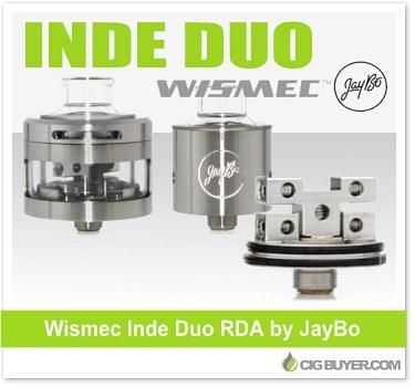 Wismec Inde Duo RDA by JayBo