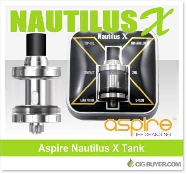 Aspire Nautilus X Tank