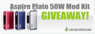 Aspire Plato 50W Mod Kit (ENDED)