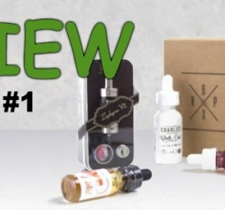 Vapebox Review – Our First Box