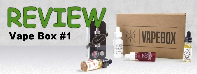 Our First Vapebox Review