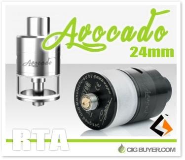 Geekvape Avocado 24 RTA Tank