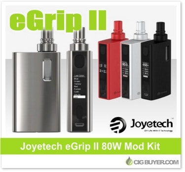 Joyetech eGrip 2 Box Mod Kit
