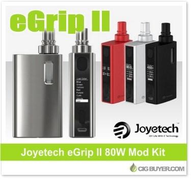 Joyetech eGrip 2 Box Mod Kit