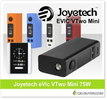 Joyetech Evic VTwo Mini Box Mod