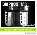 Kanger Dripbox 160W Mod Kit – $35.62