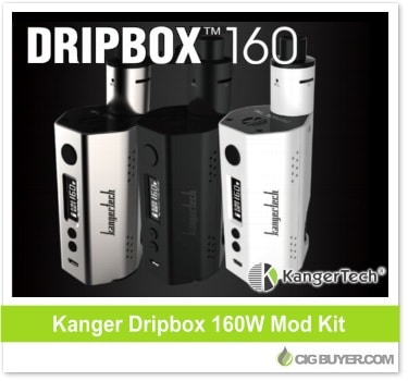 Kanger Dripbox 160W Mod Kit