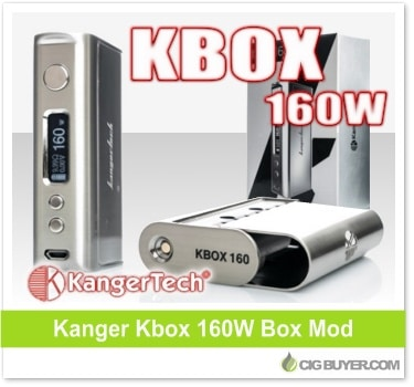 Kanger Kbox 160W Box Mod