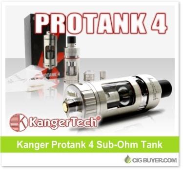 Kanger Protank 4 Tank