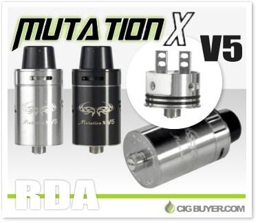 Mutation X V5 RDA