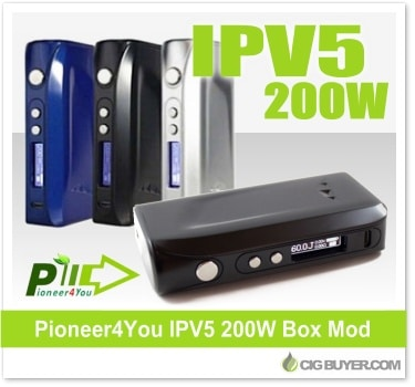 Pioneer4You IPV5 Box Mod Deal