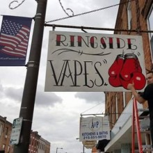 Ringside Vape Lounge