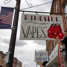 Ringside Vape Lounge