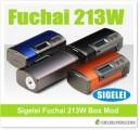 Sigelei Fuchai 213W Box Mod – $46.99