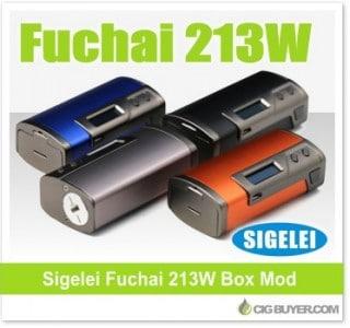 sigelei-fuchai-213w-box-mod
