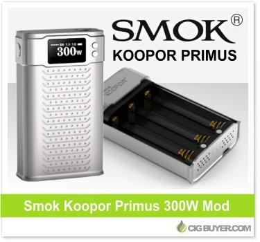 Smok Koopor Primus 300W Box Mod