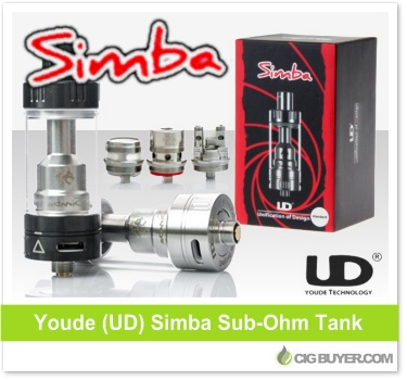 UD Simba RTA Tank by Youde