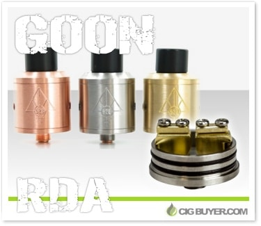 Authentic Goon RDA by 528 Customs