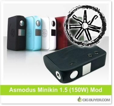 Asmodus Minikin V1.5 Box Mod