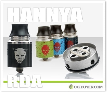 Hannya RDA by Blitz Enterprises