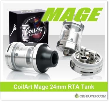 CoilArt Mage 24mm RTA Tank